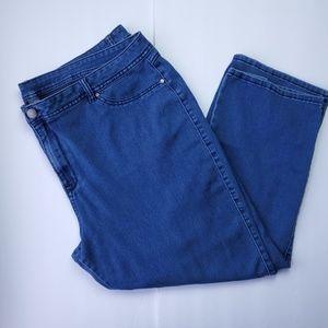 Avenue Jean's Womens plus size 28 average fit .